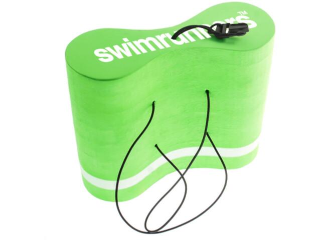 Swimrunners Super Croc Ready Pull Buoy for Pull Belt neon green